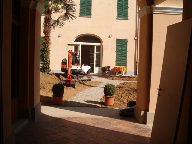 1 Villa privata - Rivarolo arredo verde giardini Grua