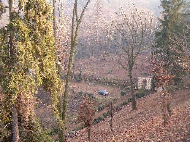 2 Villa privata Collina Torino arredo verde giardini Grua - Agronomo ...