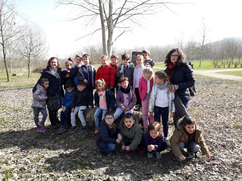 2018 Parco Mezzaluna Settimo Scolaresca gita istruzione