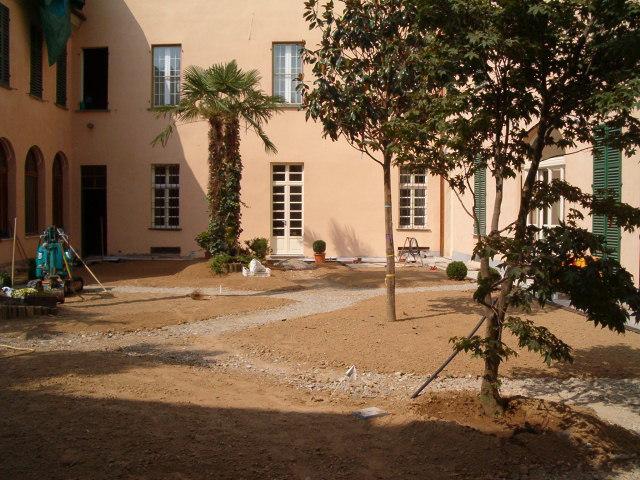3 Villa privata - Rivarolo arredo verde giardini Grua - Agronomo ...