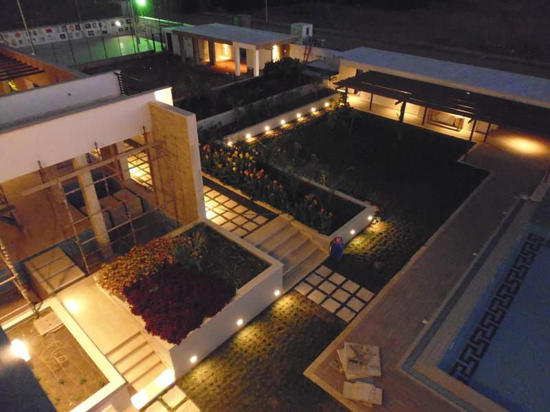 7 Villa privata Karthoum - Nord Sudan arredo verde giardini